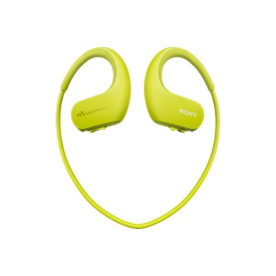 Sony Nwws413g-yesıl Suya Dayanıklı 4gb Mp3 Çalar MP3 Çalar & Radyo