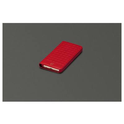 Sena Cases Sena Quilted Cüzdan iPhone 6-6s-Kırmızı