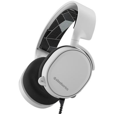 Steelseries Ssh61434 Arctis 3 White