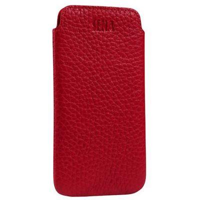 Sena Cases Sena UltraSlim Pouch iPhone 5S-Kırmızı Cep Telefonu Kılıfı