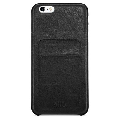 Sena Cases Sena Snap Cüzdan iPhone 6-6s Plus Siyah