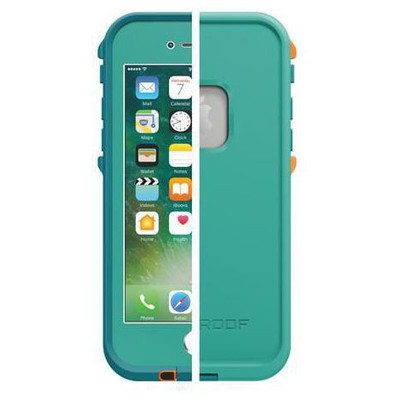 Lifeproof 77-53988 Lifeproof Fre Apple Iphone 7 Kılıf Sunset Bay Teal Cep Telefonu Kılıfı