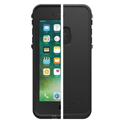 Lifeproof 77-53996 Lifeproof Fre Apple Iphone 7 Plus Kılıf Asphalt Black Cep Telefonu Kılıfı