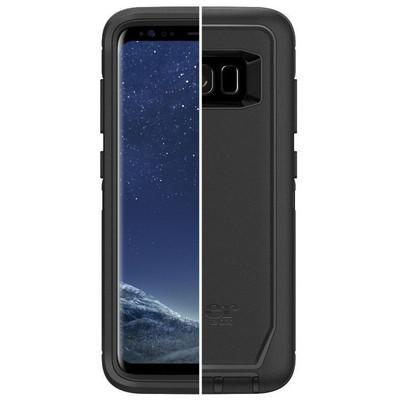 Otterbox 77-54515 Otterbox Defender Samsung Galaxy S8 Kılıf Black Cep Telefonu Kılıfı