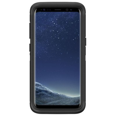 Otterbox 77-54515 Defender Samsung Galaxy S8 Kılıf Black