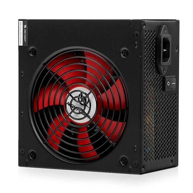 High Power HPE-500BR-A12S 500W 80+ Bronze Kırmızı Fanlı Güç Kaynağı