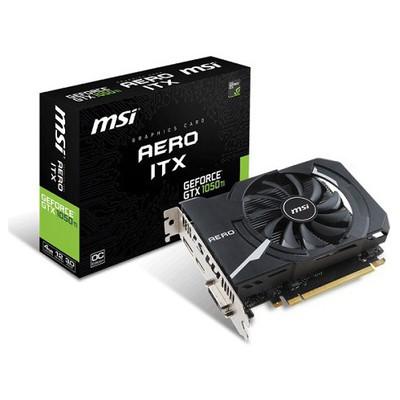 MSI GeForce GTX 1050 Ti Aero ITX 4G OCv1 4GB Ekran Kartı