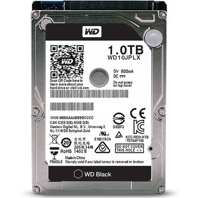 WD Black 1TB Desktop Performans Disk (WD10JPLX)