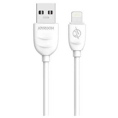 JOYROOM 6956116720070 Joyroom S116 2.4a Iphone Beyaz Data-şarj Kablosu Şarj Cihazları
