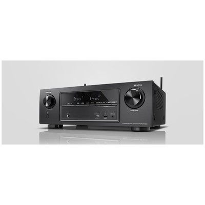 Denon AVR X 1400H 7.2 Channel Full 4K Ultra HD A/V Receiver with Bluetooth and WI-FI Amfi / Amplifikatör