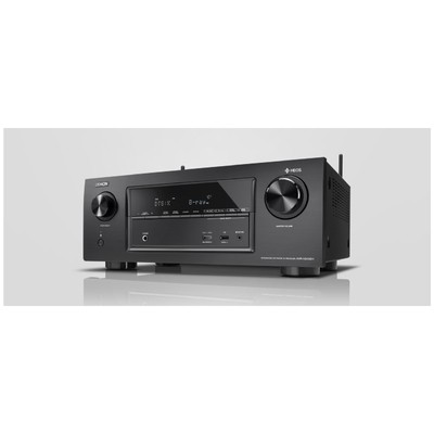 Denon Avr X 2400h 7.2 Channel Full 4k Ultra Hd A/v Receiver With Bluetooth And Wı-fı Amfi / Amplifikatör