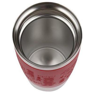 Tefal Travel Mug Termos - 0.36 lt - Kırmızı