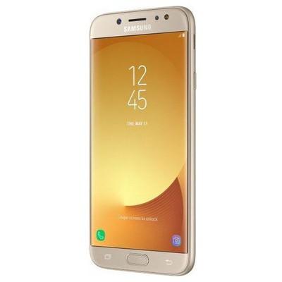 """Samsung J730F-32GB-GOLD GALAXY J7 PRO 16GB 5.5"""" 13MP Altın Cep Telefonu"""