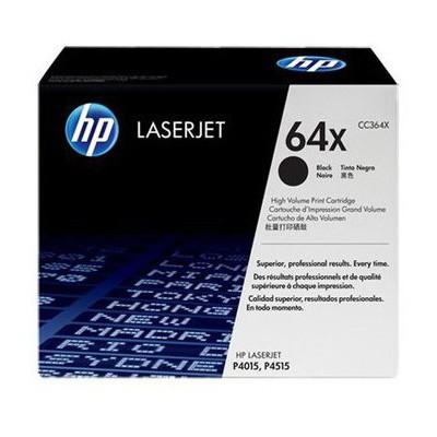 HP CC364X Black  Kartuş (64X) Toner