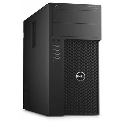 Dell Precision Tower 3620 Masaüstü Bilgisayar - Meşe2