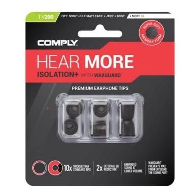 Comply TX-200 Isolation Plus Kulaklık Süngeri