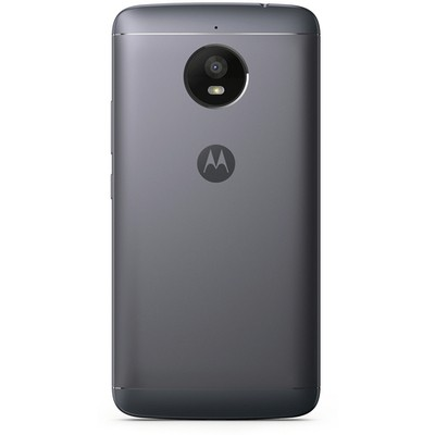 Lenovo Moto E4 Plus Cep Telefonu - Gri (XT1771-GRAY)