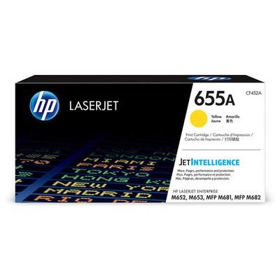 HP CF452A 655A LaserJet Sarı Toner