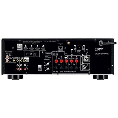 Yamaha MusicCast RX-V483 5.2 Kanal Network Receiver Amfi / Amplifikatör