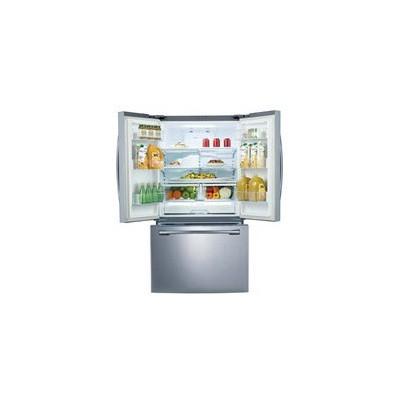 Samsung Rf260beaesl/tr A+ Nofrost Gardrop Tipi açık Kapı Alarmı Buzdolabı