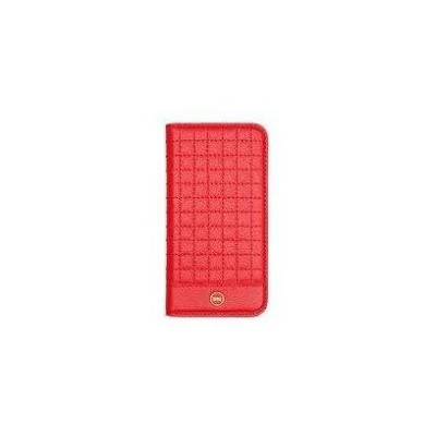 Sena Cases Sena Quilted Cüzdan iPhone 6-6sPlus Kırm