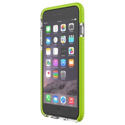 Tech 21 Tech21 Evo Mesh Sport For Iphone 6 Plus - Clear/lime Green V3 (v2) Cep Telefonu Kılıfı