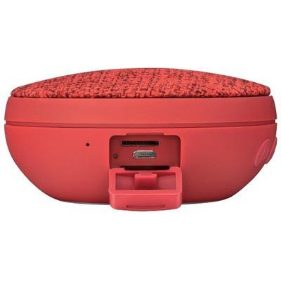 Trust 22011 Fyber Go Wirelss Speaker Red Bluetooth Hoparlör