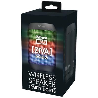 Trust 21967 Wireless Parti Işıklı Bluetooth Hoparlör