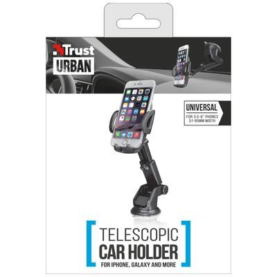 Trust 21998 Teleskobik Araç Içi Tutacağı Cep Telefonu Aksesuarı