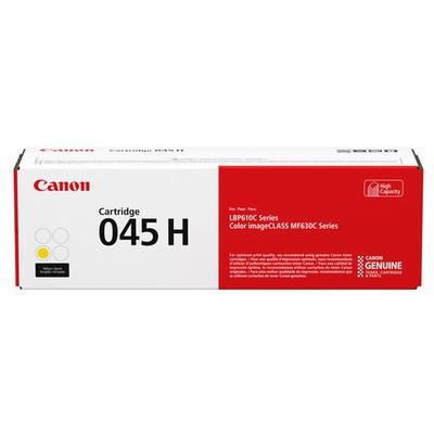 Canon CRG-045HY Sarı Yüksek 0 Toner