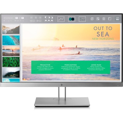 HP EliteDisplay E233 23-inch Monitor