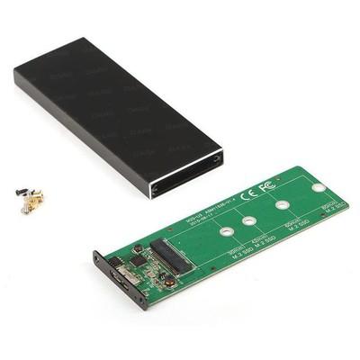 Dark USB3.0 - M.2 (10 Gbps) Disk Kutusu (USB 3.0 ve USB3.1 Kablolu) DK-AC-DSEM3 Harici Disk Kutusu