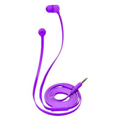 Trust 22110 Duga Mikrofonlu Kulak İçi Kulaklık - Mor