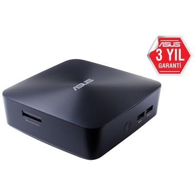 Asus MINIPC UN65U-M084M i5-7200U-8G-128G M.2 SSD-DOS-(KM YOK)-3YIL-HDMI-DP-WiFi-BT-VESA-CRD