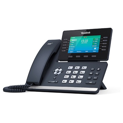 Yealink Sıp-t54s Ip Phone 4.3 Inc 480x272 Color Screen 2portxgıgabıt (poe) 1xusb IP Telefon
