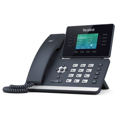 Yealink SIP-T52S IP PHONE 2.8 INC 320X240 COLOR SCREEN 2PORTXGIGABIT (POE) 1XUSB
