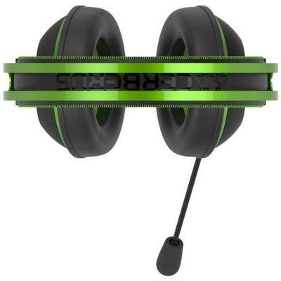Asus Cerberus V2 Yeşil Oyuncu Kulaklığı 53mm Essence Sürücü Paslanmaz Çelik Kafabandı Pc-ps4-xbox-mac Uyumlu