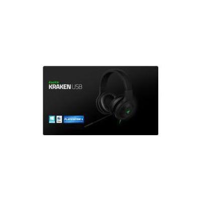 Razer RZ04-01200100-R3M1 KRAKEN USB KULAKLIK/MİKROFON Kafa Bantlı Kulaklık