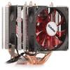 Dark Dkccx94rd Freezer X94rd 2 X 92mm 4pin Pwm Kırmızı Led Fanlı Amd/ıntel Işlemci Soğ Fan