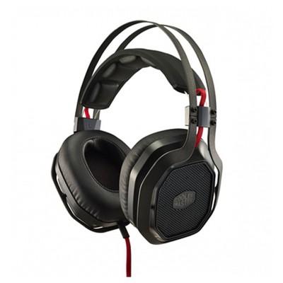 Cooler Master SGH-4700-KKTA2 CM MasterPulse BASS-FX Profesyonel Mikrofonlu Oyuncu Kulaklığı Kafa Bantlı Kulaklık