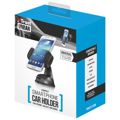 Trust 21997 Kompakt Araç Içi Telefon Tutucu Cep Telefonu Aksesuarı