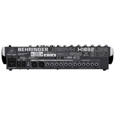 Behringer XENYX X1832USB 18 Kanal Ses Mikseri Mixer & Controller