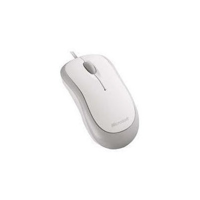 Microsoft  Basic Optical Mouse - Beyaz (4YH-00008)