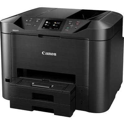 Canon MAXIFY MB5450 1200 x 1200DPI Mürekkep püskürtmeli A4 Wi-Fi çok amaçlı cihaz