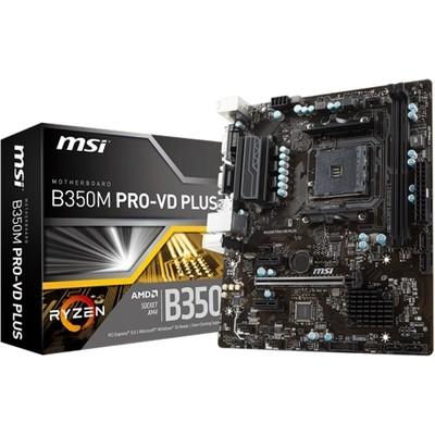MSI B350M Pro-VD Plus AMD Anakrt