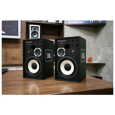 JBL 4312MII 3Way Compact Stüdyo Monitor Speakers Black Hoparlör