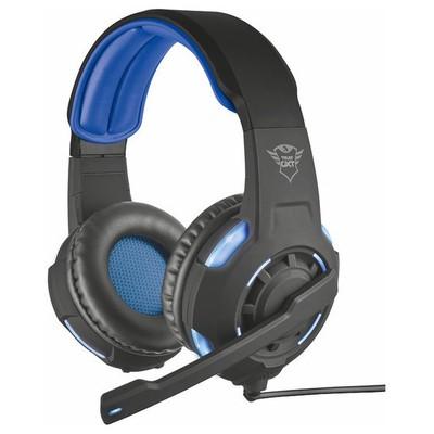 Trust 22052 GXT 350 Aydınlatmalı 7.1 Surround Gaming Headset Kafa Bantlı Kulaklık