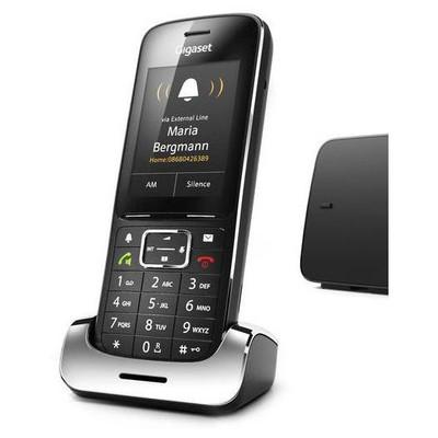 Gigaset SL450-BLACK DECT 0 Caller ID Bluetooth Titreşim