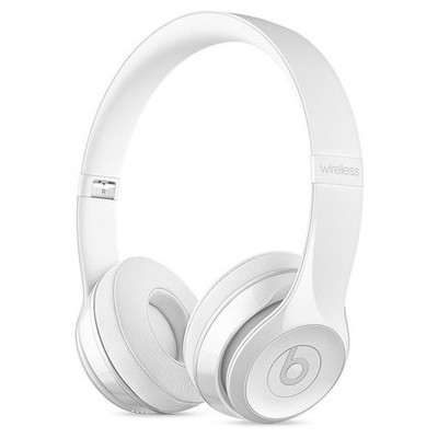 Apple Beats Solo3 Kablosuz On-Ear Headphones - Gloss White