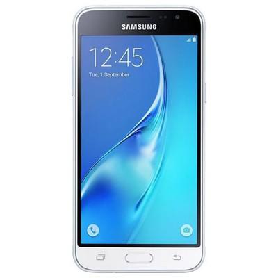 """Samsung J320F-BEYAZ GALAXY J3 2016 8GB 5.0"""" 8MP Beyaz Cep Telefonu"""